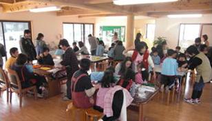 前田いちご園のいちご大福・ジャム作りは団体でもOK